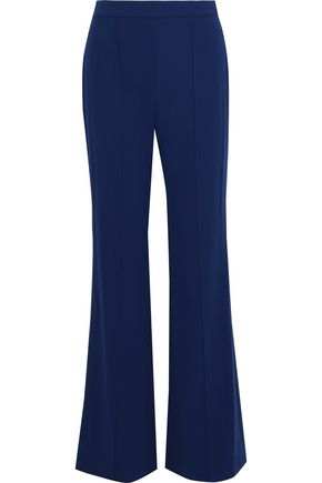 ALICE + OLIVIA Jalisa stretch-crepe flared pants