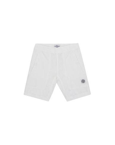 STONE ISLAND JUNIOR Bermuda shorts Man L0811  f