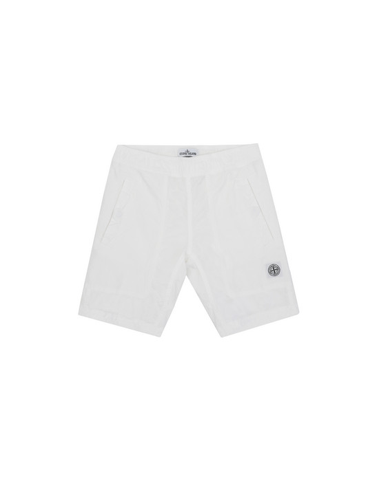 STONE ISLAND JUNIOR Bermuda shorts L0811