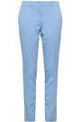 MICHAEL KORS COLLECTION Wool-blend twill slim-leg pants