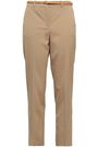 MICHAEL KORS COLLECTION Wool-blend twill tapered pants