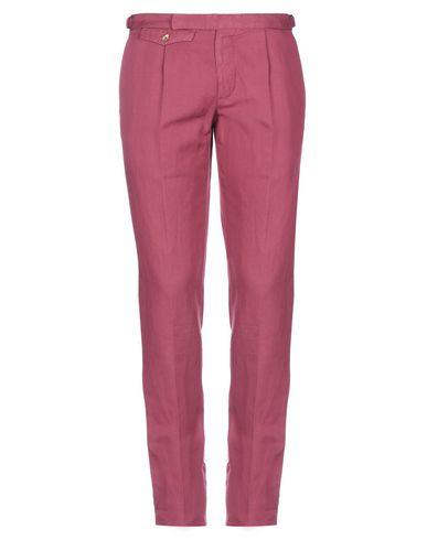Купить Повседневные брюки от INCOTEX красно-коричневого цвета