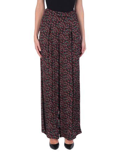 Фото - Повседневные брюки от SE-TA Rosy Iacovone черного цвета
