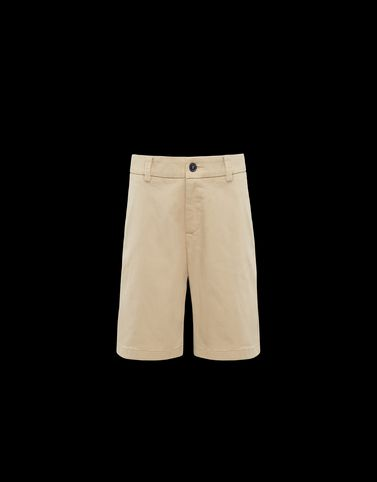 MONCLER BERMUDA - Bermuda shorts - men