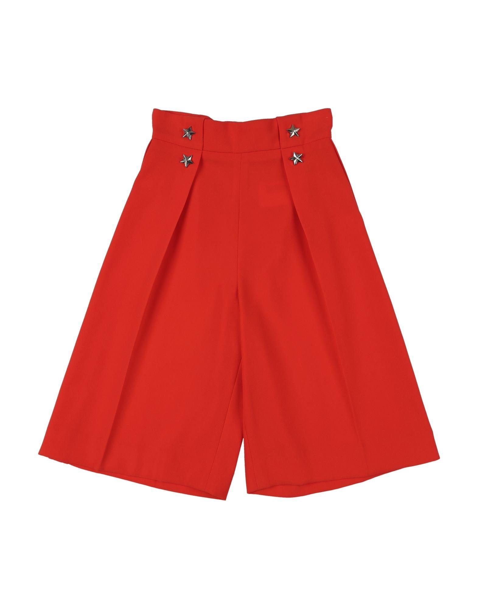 《期間限定 セール開催中》ELISABETTA FRANCHI ガールズ 3-8 歳 パンツ オレンジ 3 ポリエステル 100%