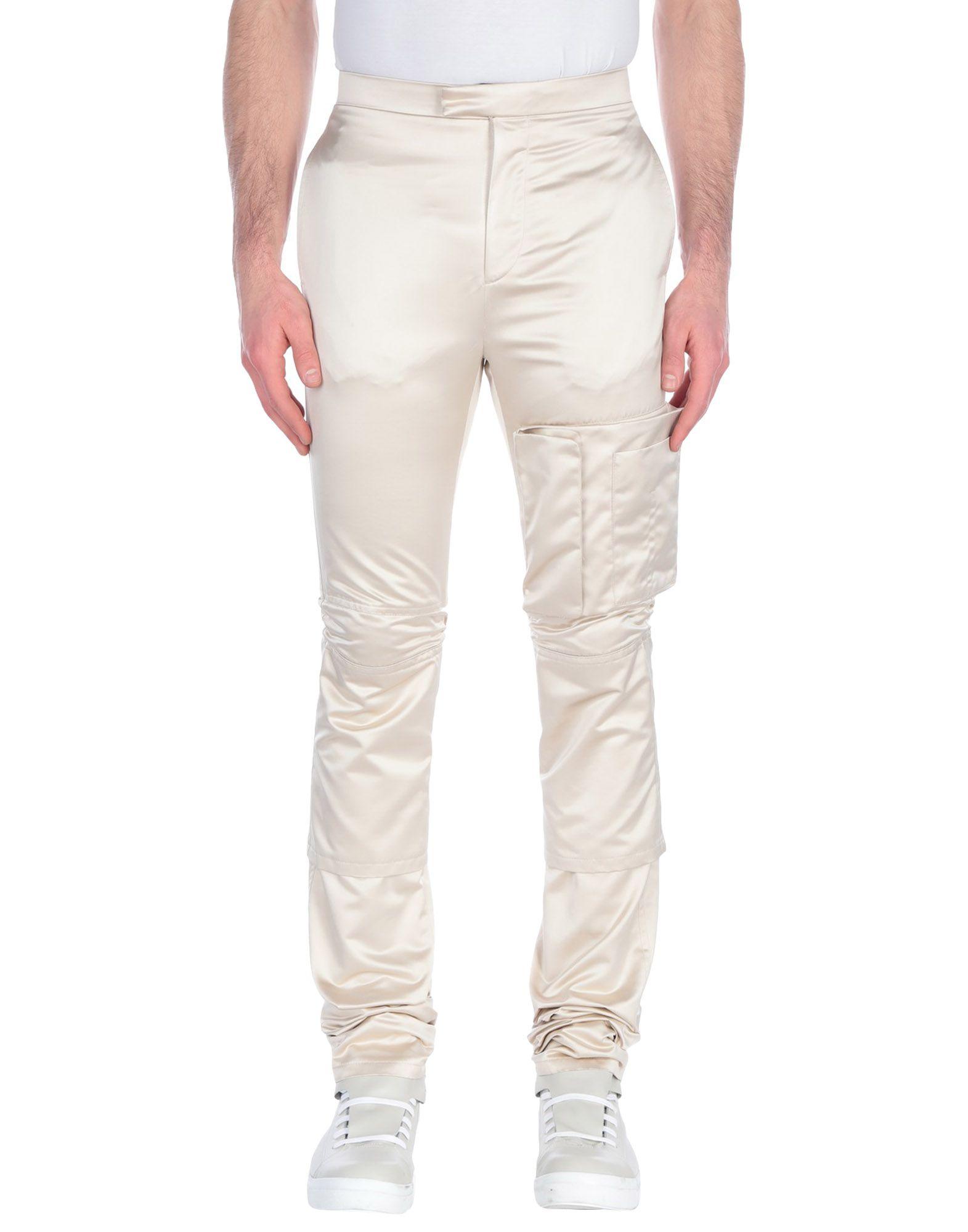 RAF SIMONS Повседневные брюки raf simons пиджак