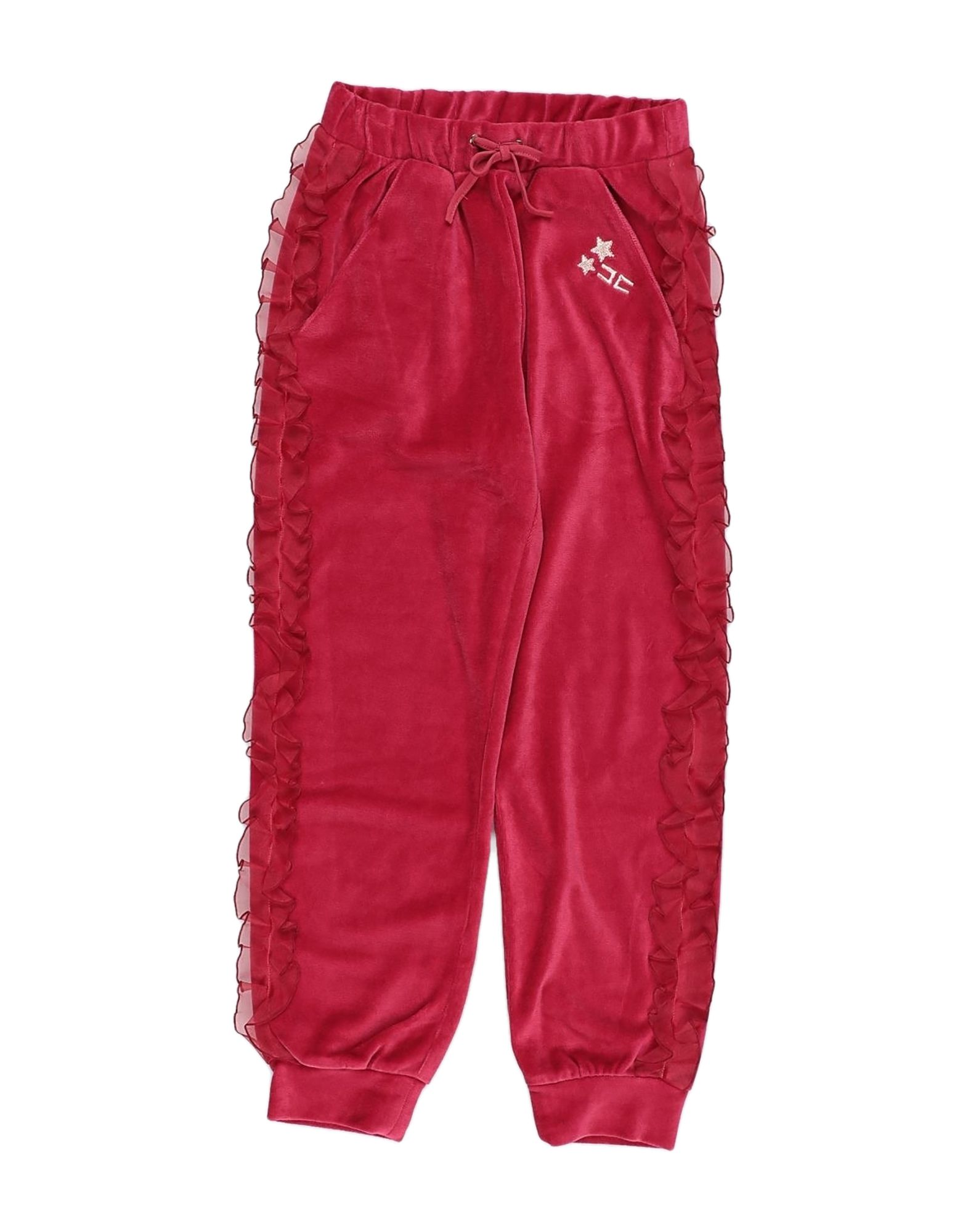 Elisabetta Franchi Kids' Casual Pants In Red