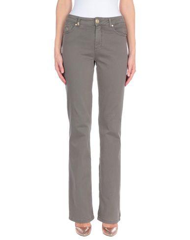 Купить Повседневные брюки от MARANI JEANS свинцово-серого цвета