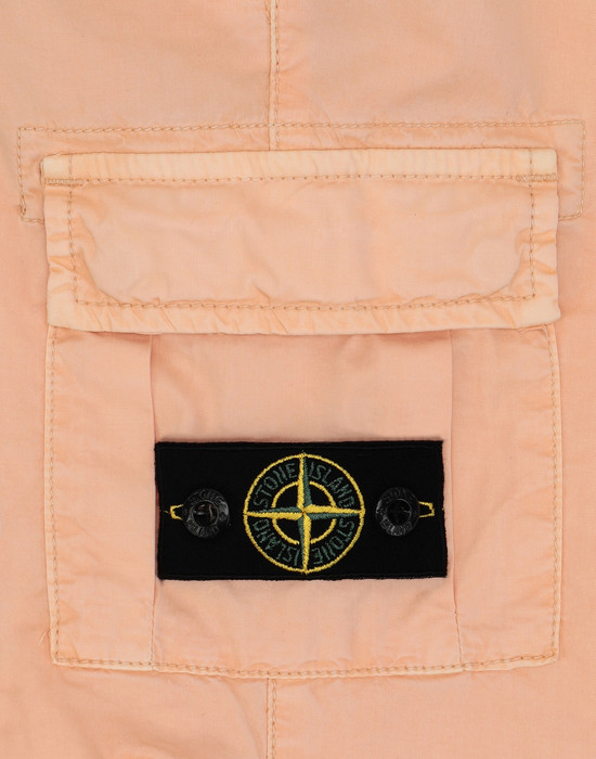 13323434sm - PANTS - 5 POCKETS STONE ISLAND JUNIOR