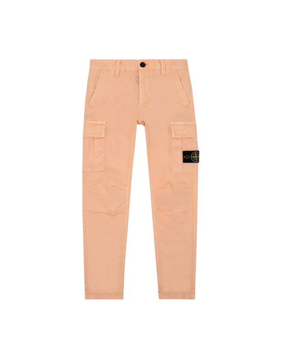 STONE ISLAND KIDS Pants 30509 TINTO 'OLD'