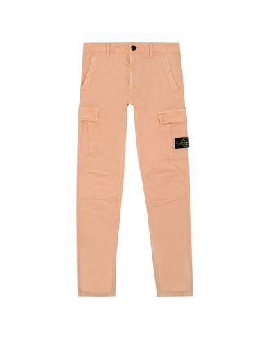 STONE ISLAND JUNIOR Trousers Man 30509 TINTO 'OLD'  f