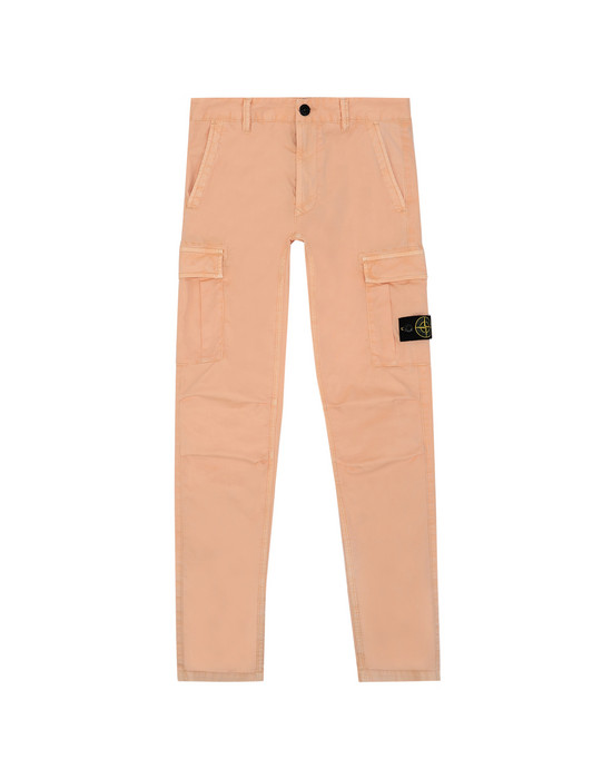STONE ISLAND JUNIOR Trousers 30509 TINTO 'OLD'