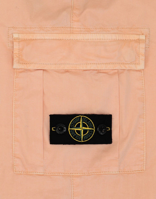 13323468tt - PANTS - 5 POCKETS STONE ISLAND JUNIOR