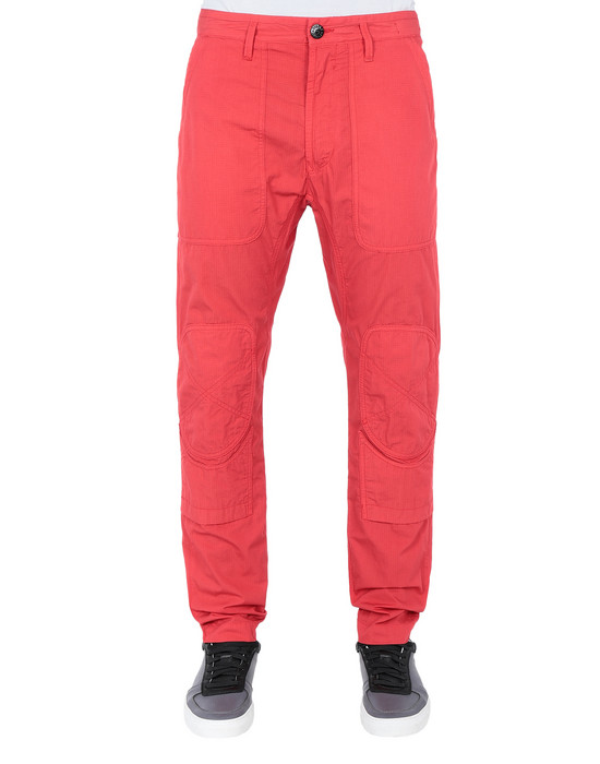 Trousers 31007 STRUCTURED COTTON STONE ISLAND - 0