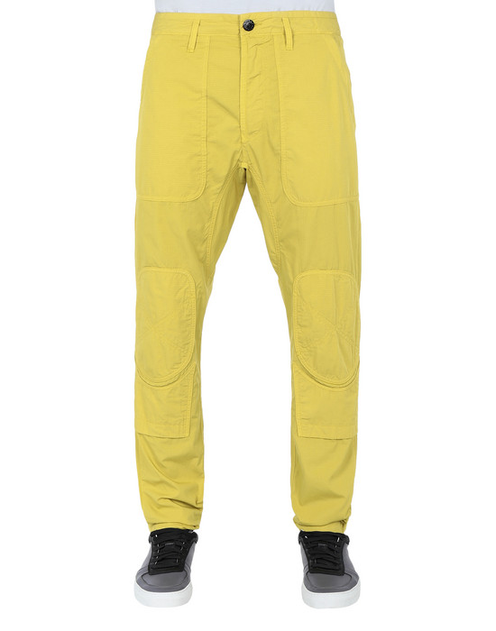 Pants 31007 STRUCTURED COTTON STONE ISLAND - 0