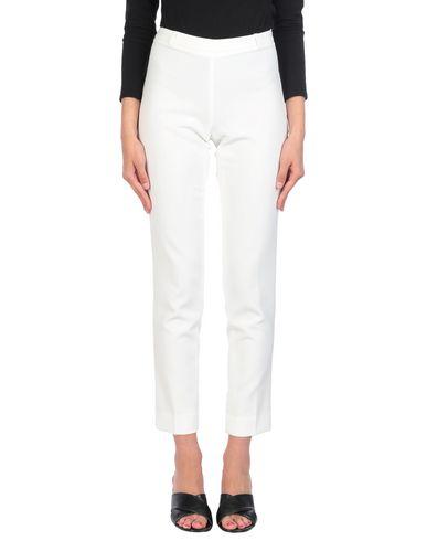 Фото - Повседневные брюки от STRETCH by PAULIE белого цвета