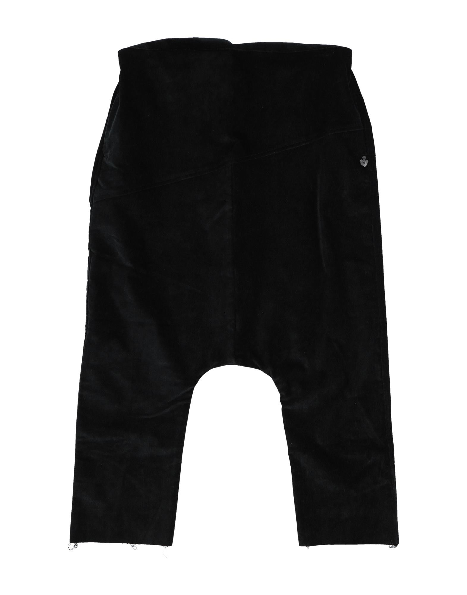 Nostrasantissima Kids' Casual Pants In Black