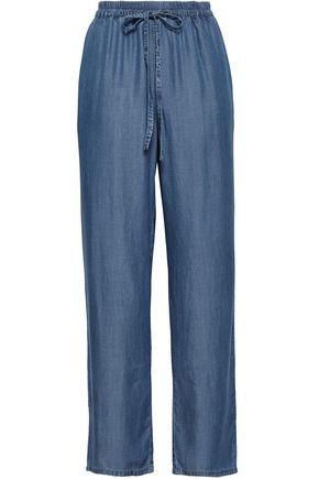 MICHAEL MICHAEL KORS Chambray wide-leg pants