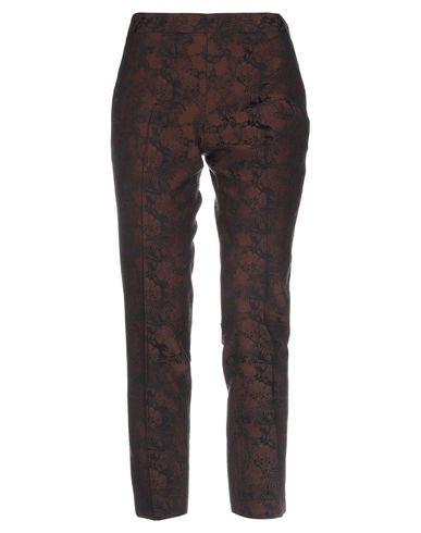 Купить Повседневные брюки от ALBERTO BIANI темно-коричневого цвета