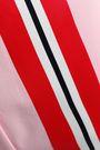 CEDRIC CHARLIER Striped twill wide-leg pants