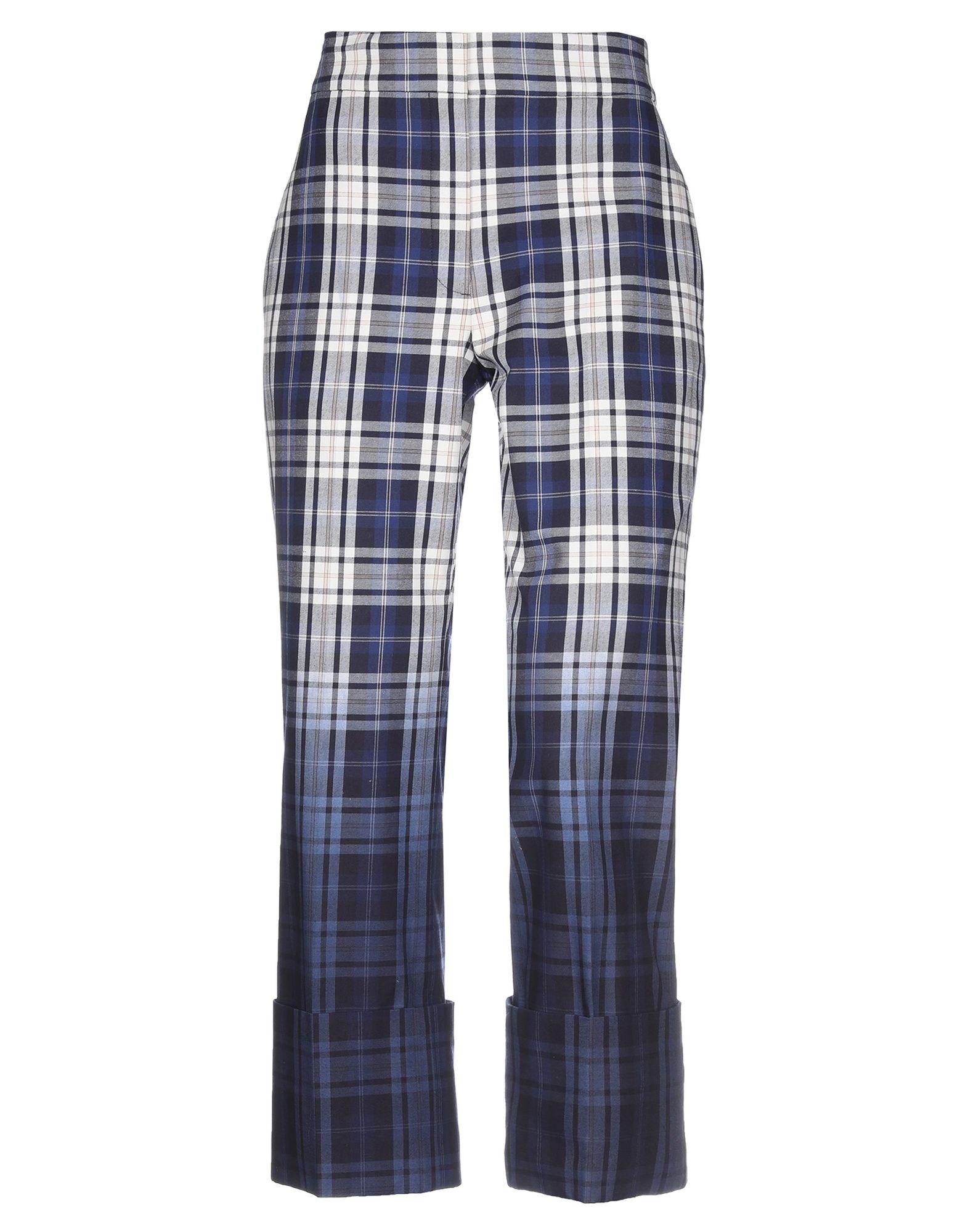 OSCAR DE LA RENTA Повседневные брюки