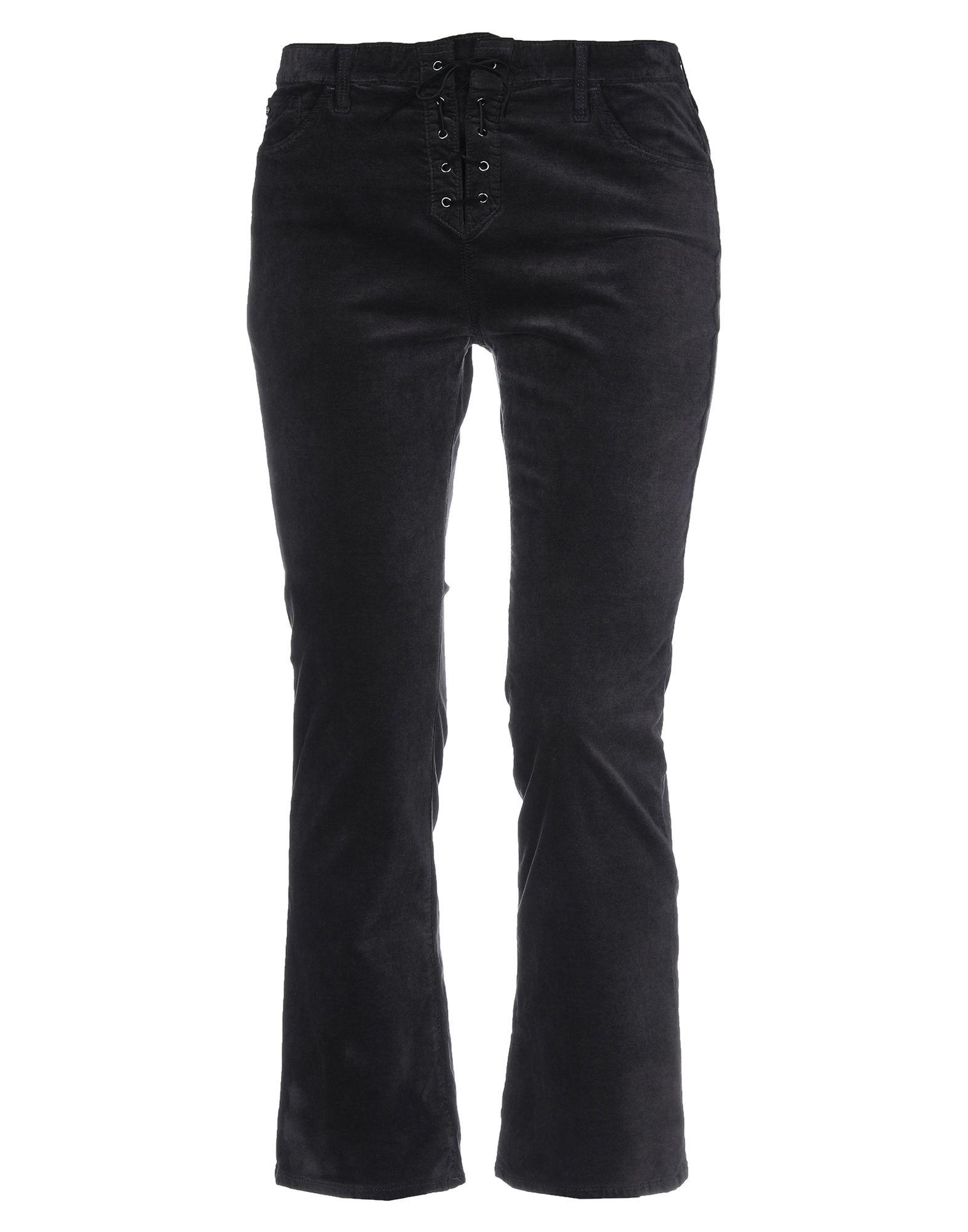 AG JEANS Повседневные брюки ag jeans coated skinny jeans