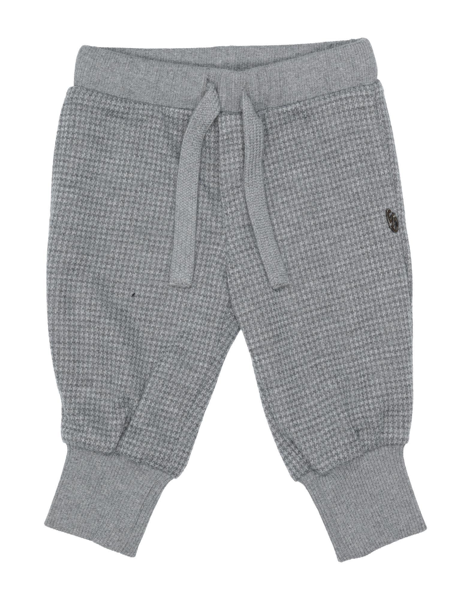 Grant Garçon Baby Kids' Casual Pants In Gray