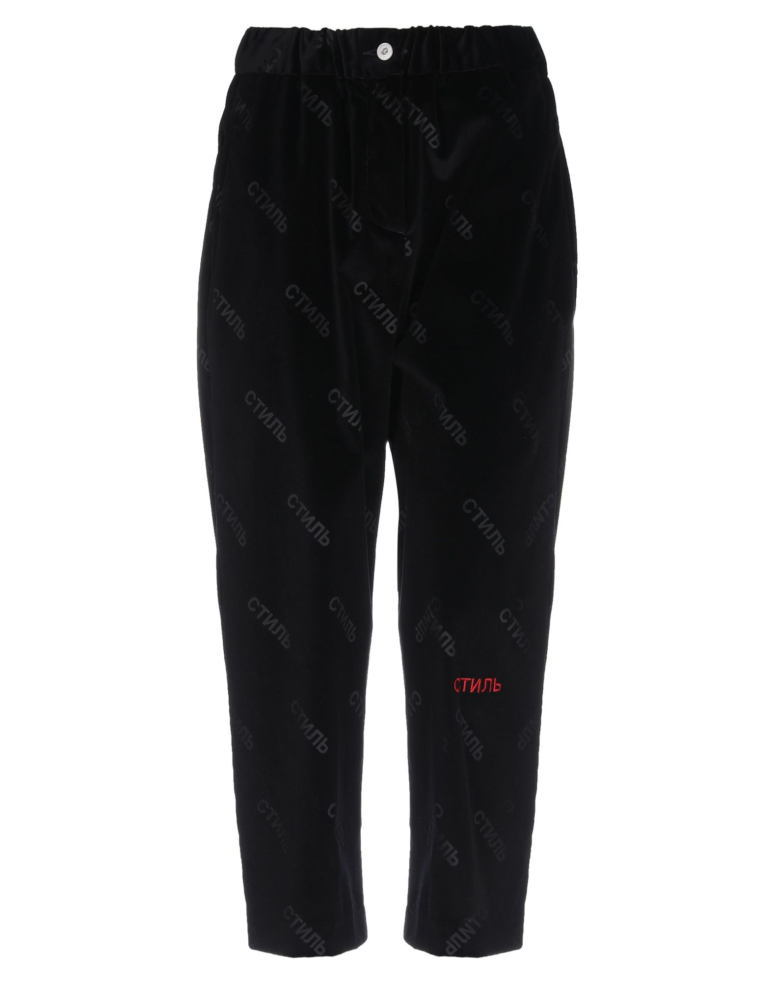 HERON PRESTON Повседневные брюки to4rooms набор из двух пуфов сундуков heron
