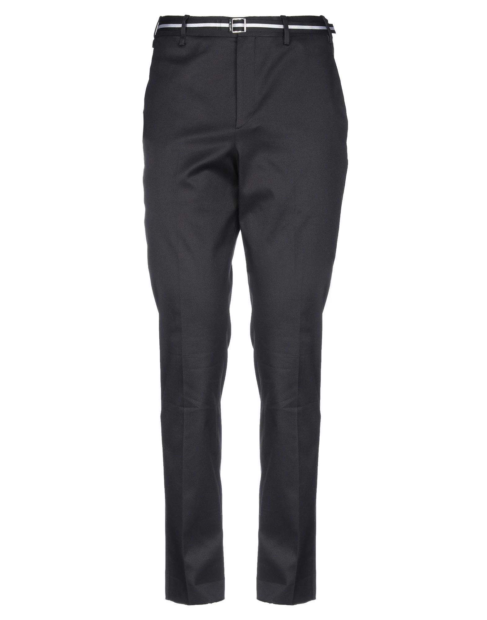NEIL BARRETT Повседневные брюки neil barrett низкие кеды и кроссовки