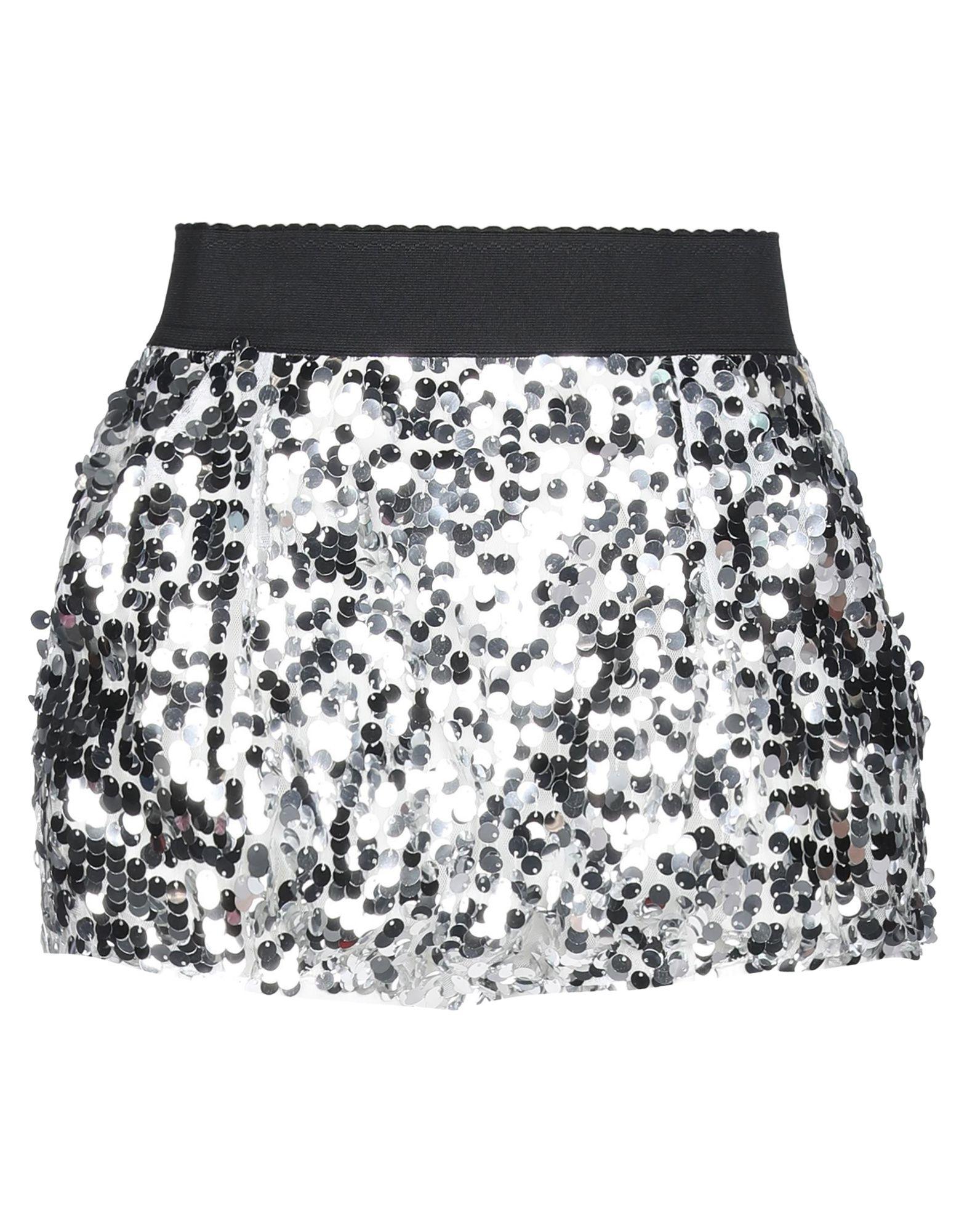 DOLCE & GABBANA Мини-юбка joie мини юбка