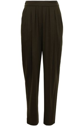 ALBERTA FERRETTI Jersey tapered pants