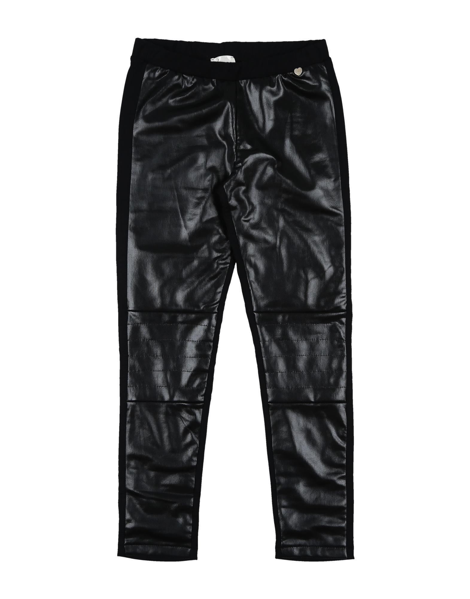 Illudia Kids' Casual Pants In Black