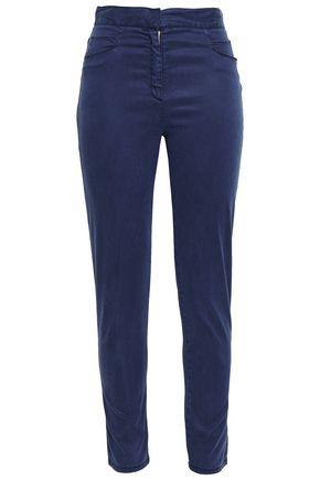 BALMAIN Sateen skinny pants