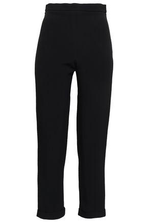BALMAIN Crepe tapered pants