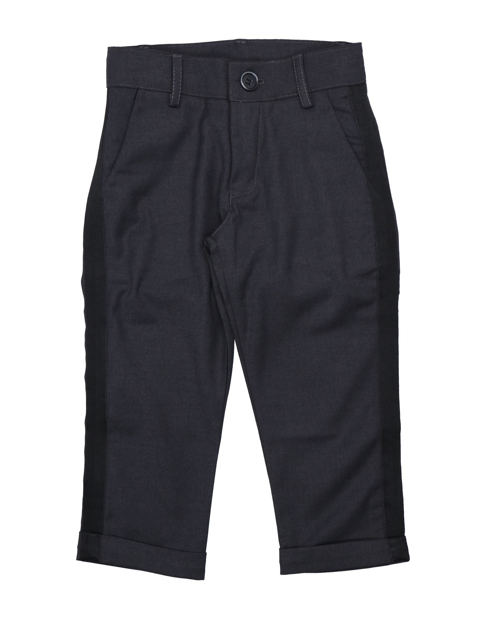 Quick Being Kids' Casual Pants In Black