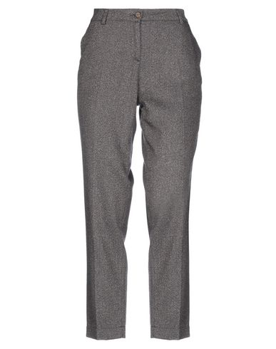 Купить Повседневные брюки от ZHELDA темно-коричневого цвета