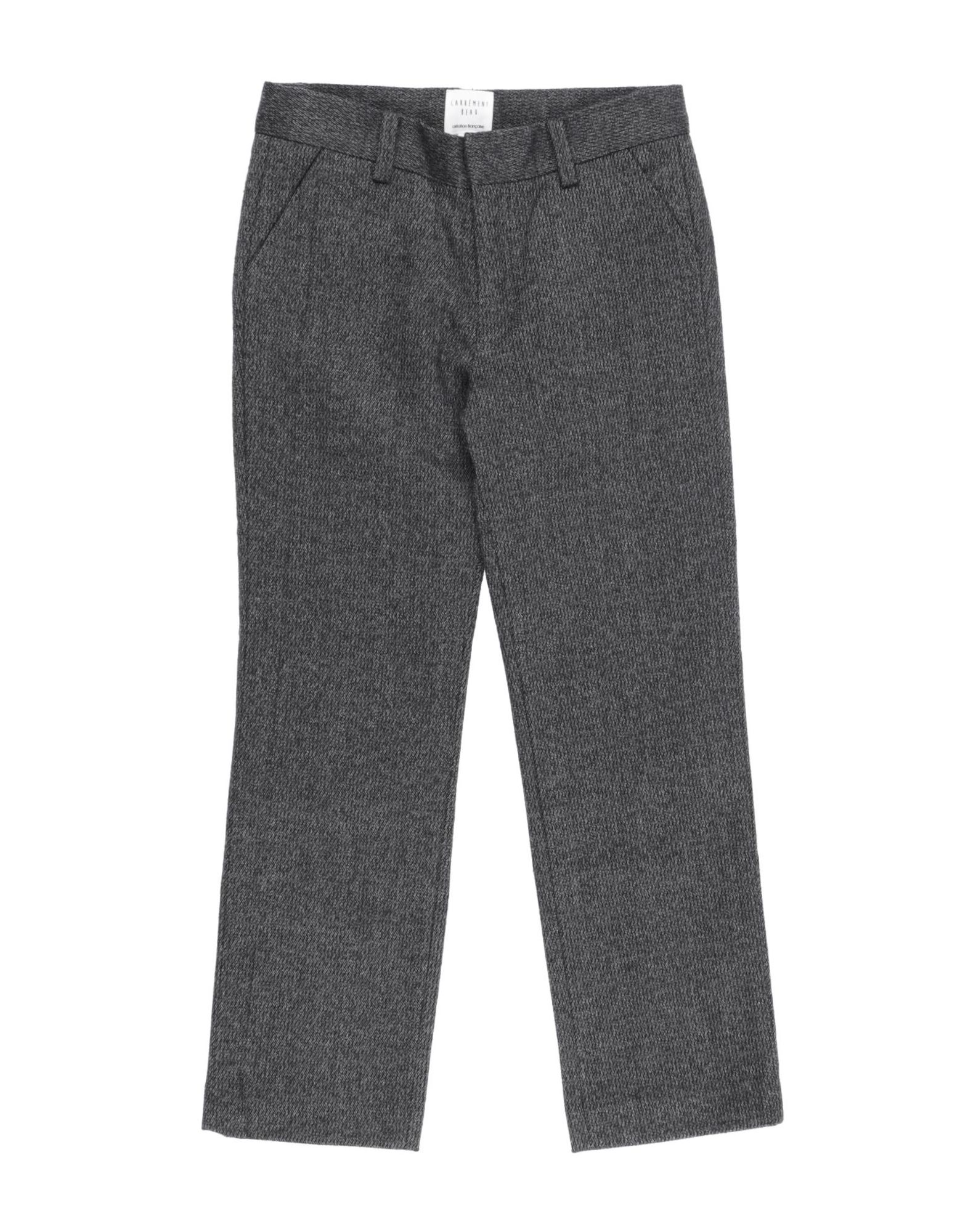 Carrèment Beau Kids' Casual Pants In Gray