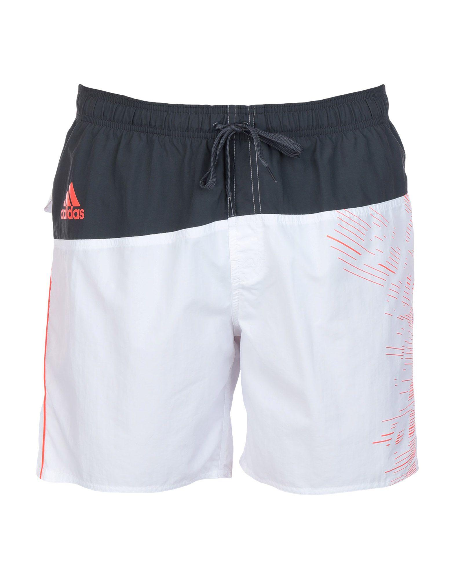 ADIDAS Шорты для плавания шапочка для плавания adidas adidas ad002dufkrj9