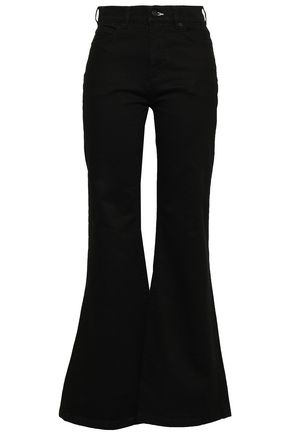 McQ Alexander McQueen High-rise flared jeans