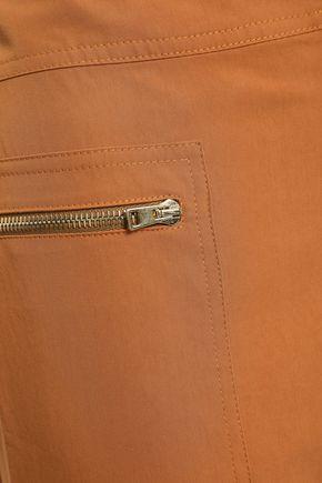 VANESSA BRUNO Iaka cotton-blend twill tapered pants