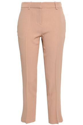 VANESSA BRUNO Moustique cropped crepe slim-leg pants