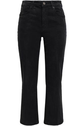 VANESSA BRUNO Germano high-rise kick-flare jeans