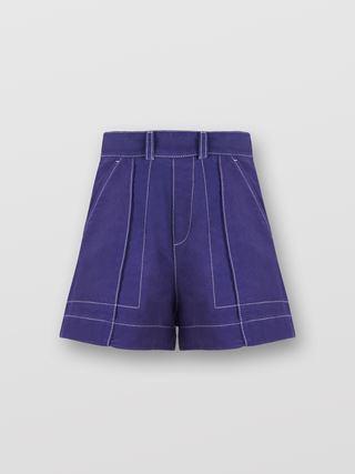 A-line shorts