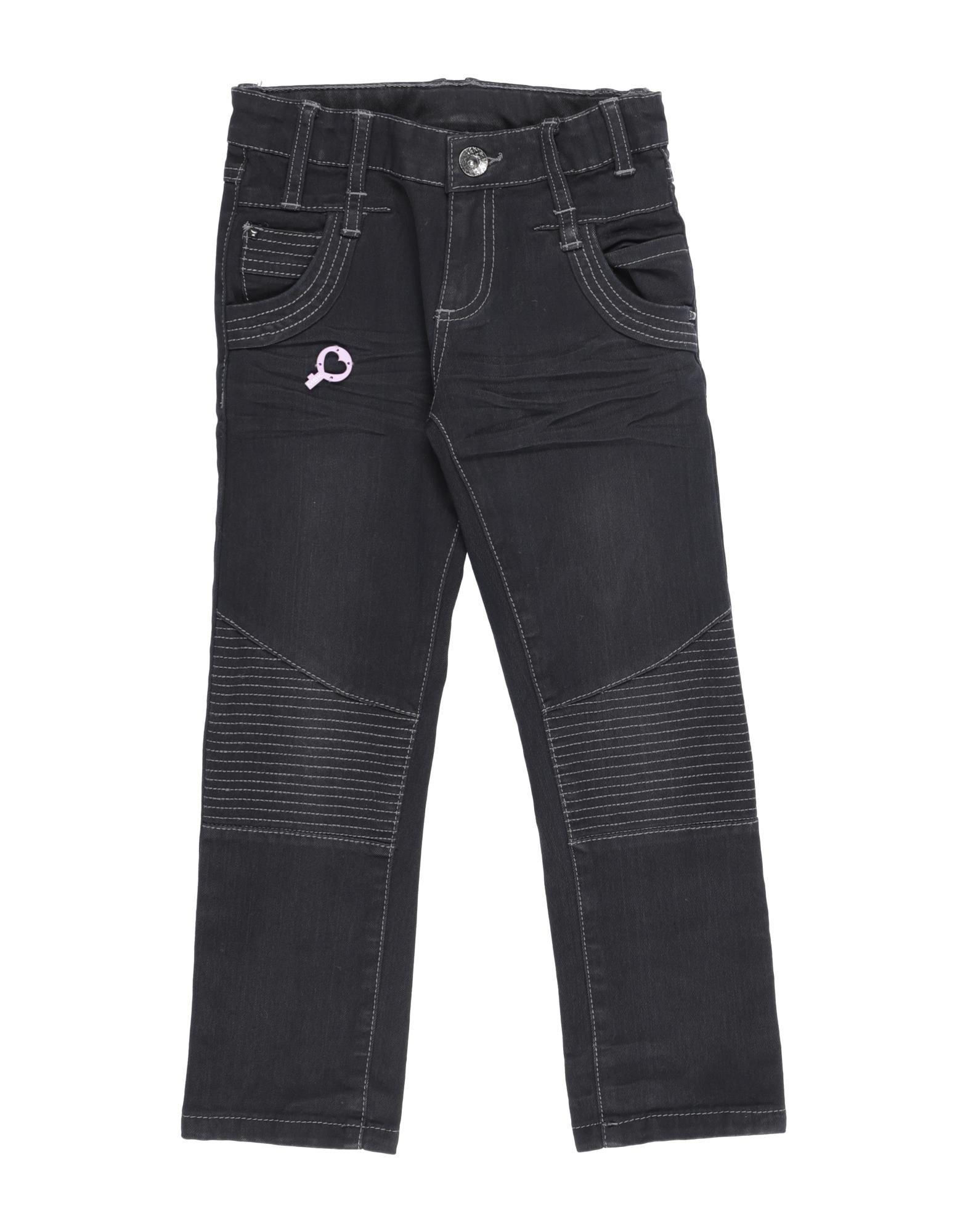 M9k Kids' Casual Pants In Black
