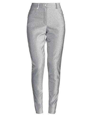 Купить Повседневные брюки серебристого цвета