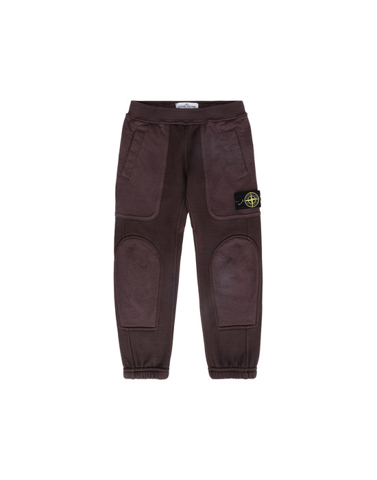 Fleece Pants 62643 STONE ISLAND JUNIOR - 0