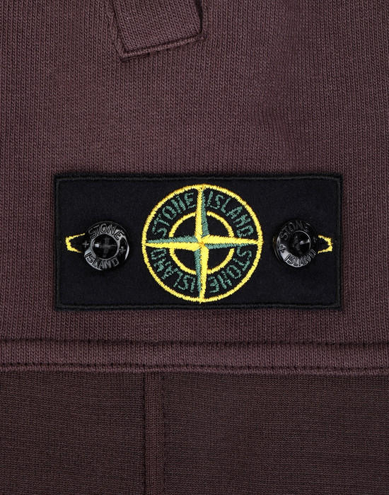 13330506ow - TROUSERS - 5 POCKETS STONE ISLAND JUNIOR