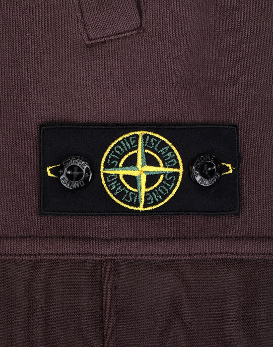 13330515qh - PANTS - 5 POCKETS STONE ISLAND JUNIOR