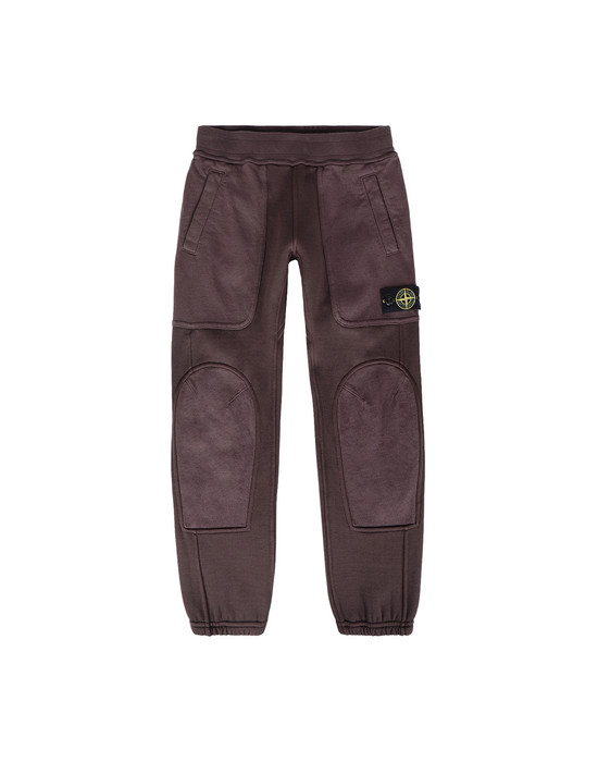 Fleece Trousers 62643 STONE ISLAND JUNIOR - 0