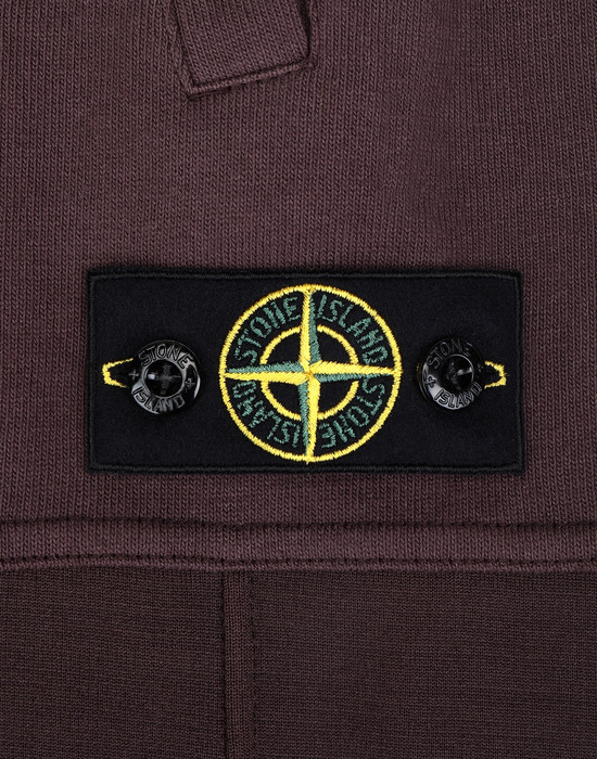 13330519cg - TROUSERS - 5 POCKETS STONE ISLAND JUNIOR